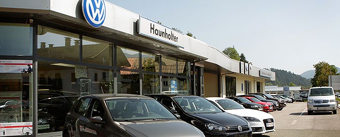 Autohaus Haunholter